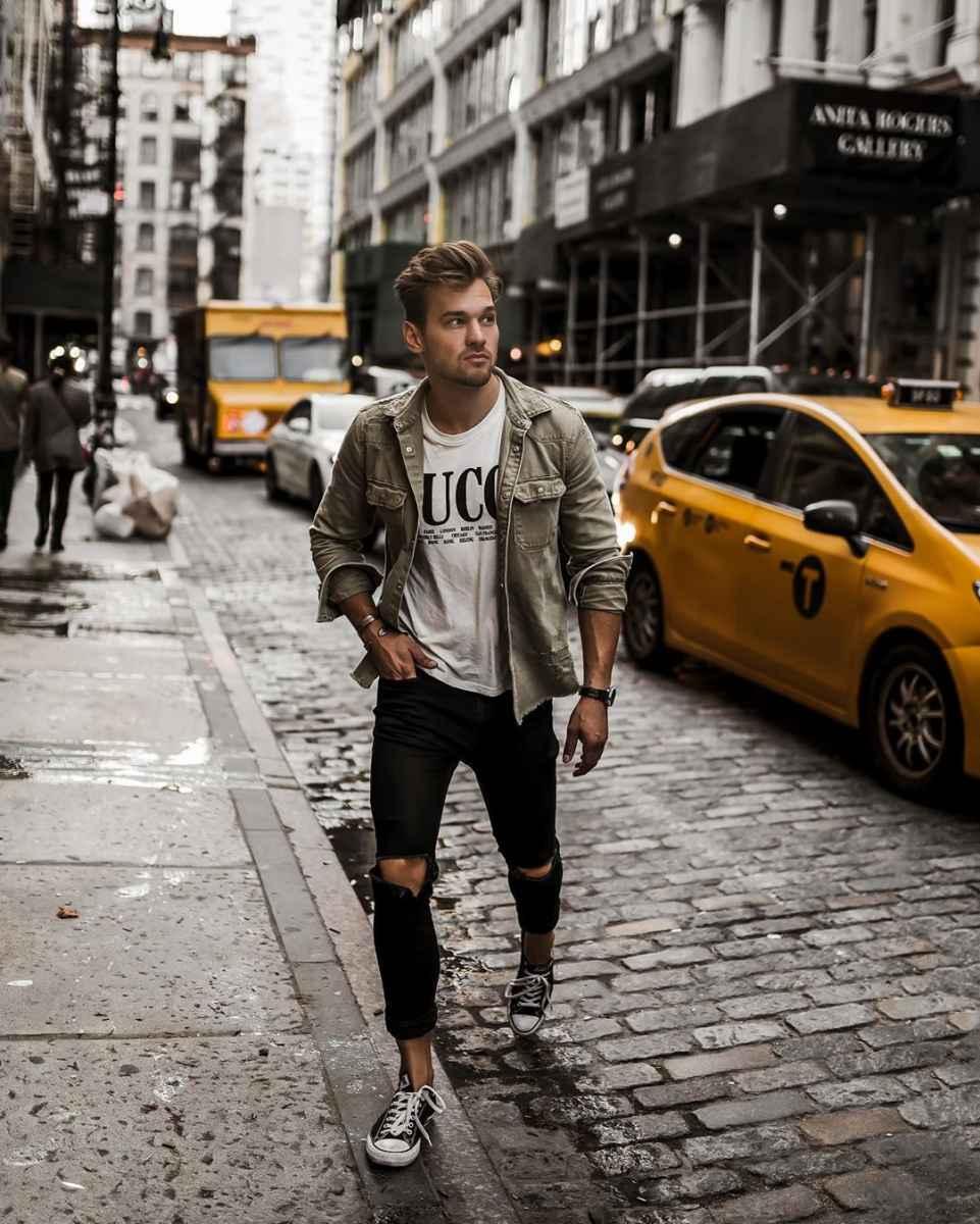 Как одеться мужчине стильно и недорого фото идеи_61
