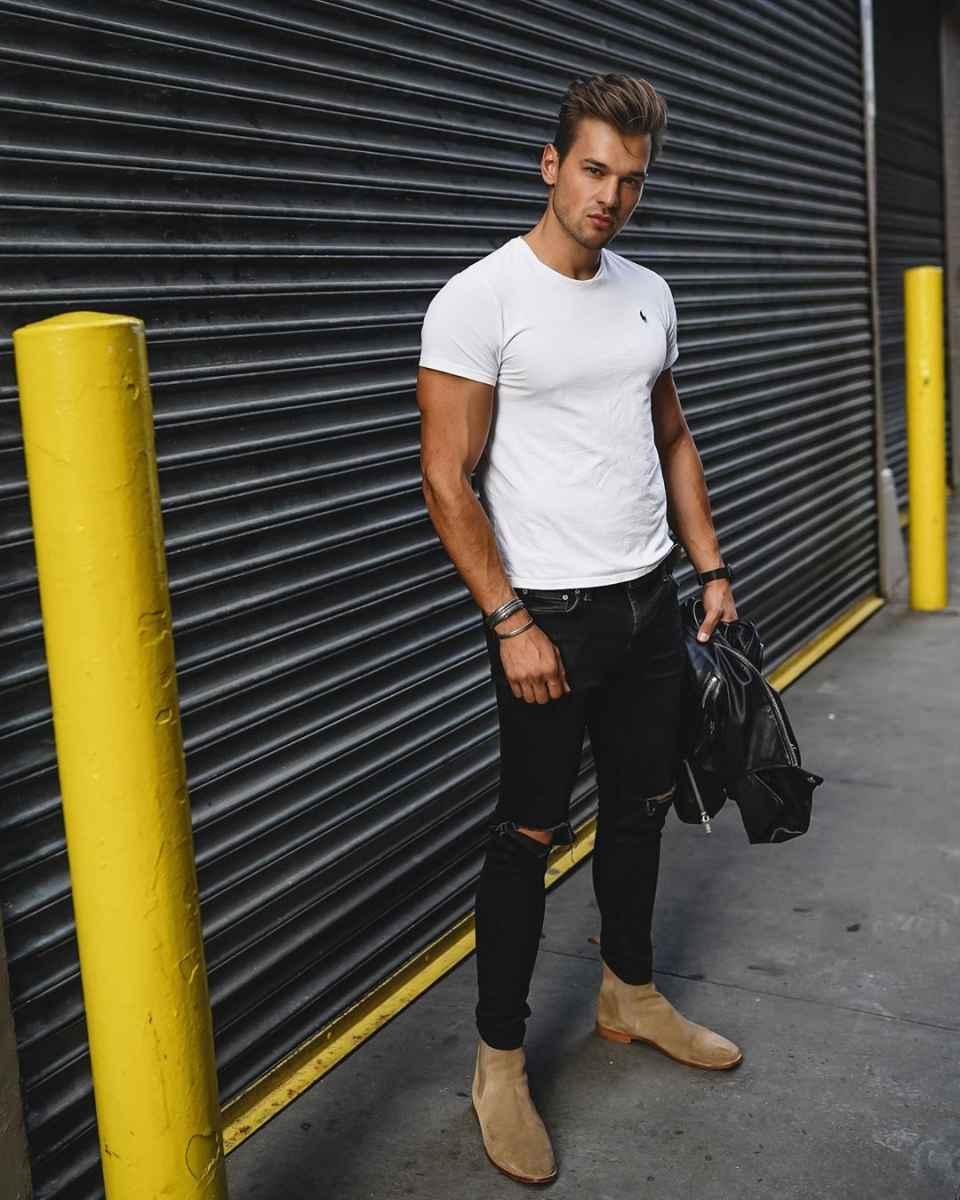 Как одеться мужчине стильно и недорого фото идеи_54