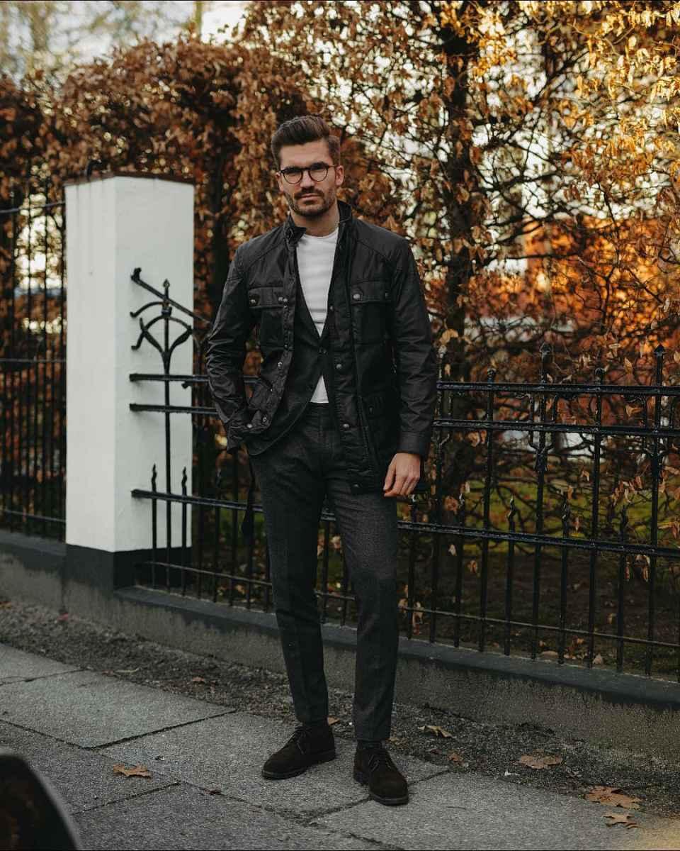 Как одеться мужчине стильно и недорого фото идеи_30