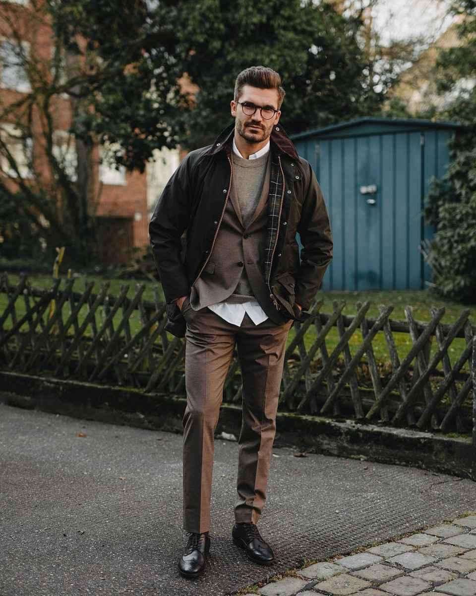 Как одеться мужчине стильно и недорого фото идеи_29