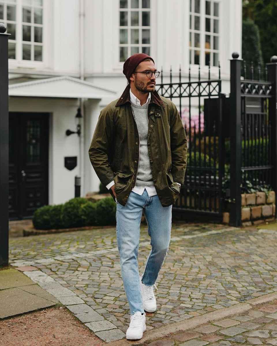Как одеться мужчине стильно и недорого фото идеи_27