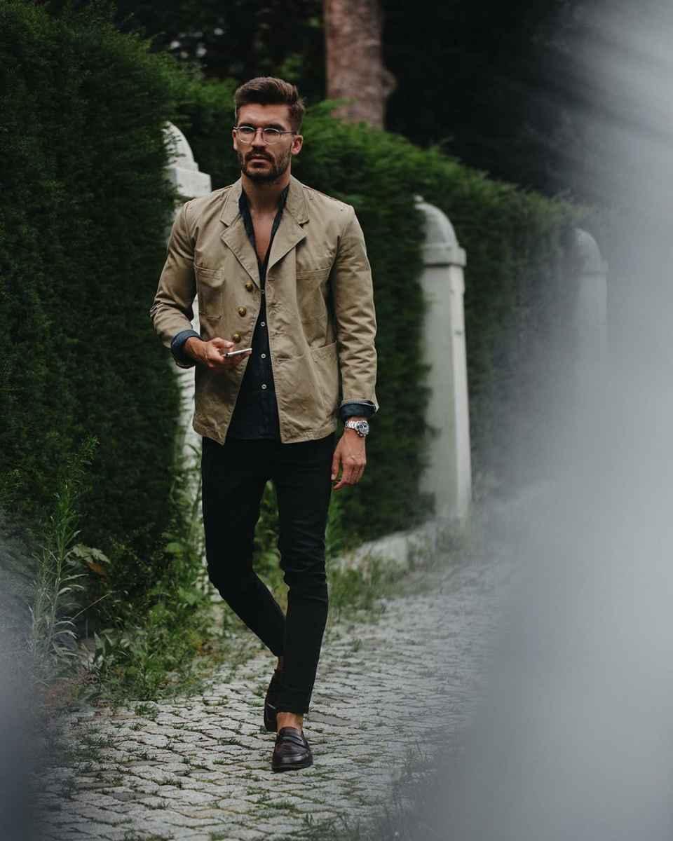Как одеться мужчине стильно и недорого фото идеи_23