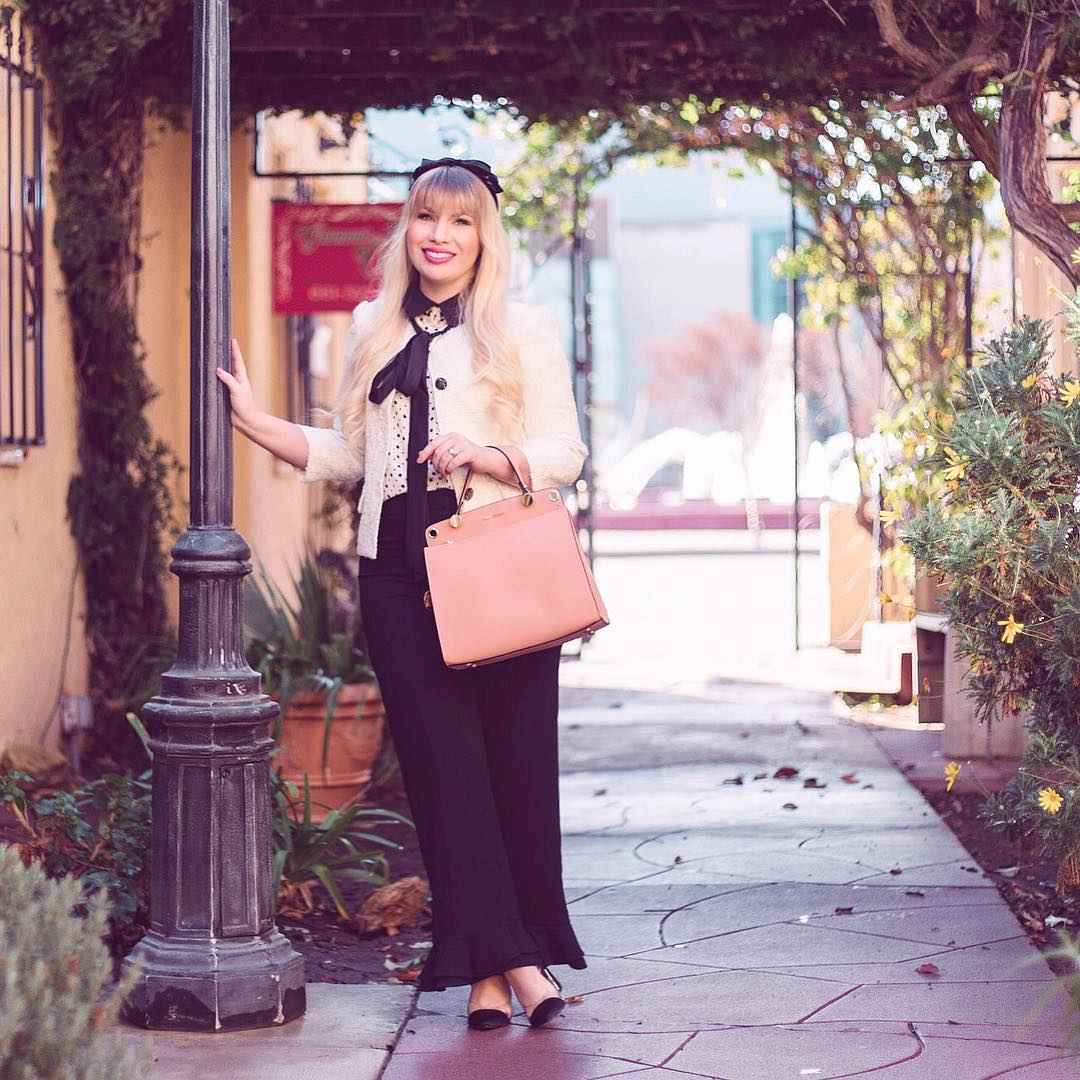 Луки для деловой женщины 40 лет фото_56