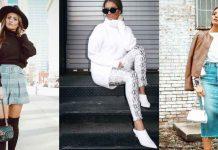 Мода для невысоких женщин осень-зима фото