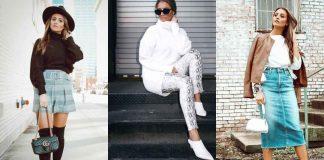 Мода для невысоких женщин осень-зима 2020-2021 фото идеи