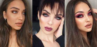 20 лучших идей макияжа для голубых глаз