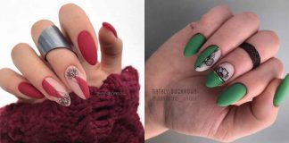 Слайдеры на ногтях фото идеи