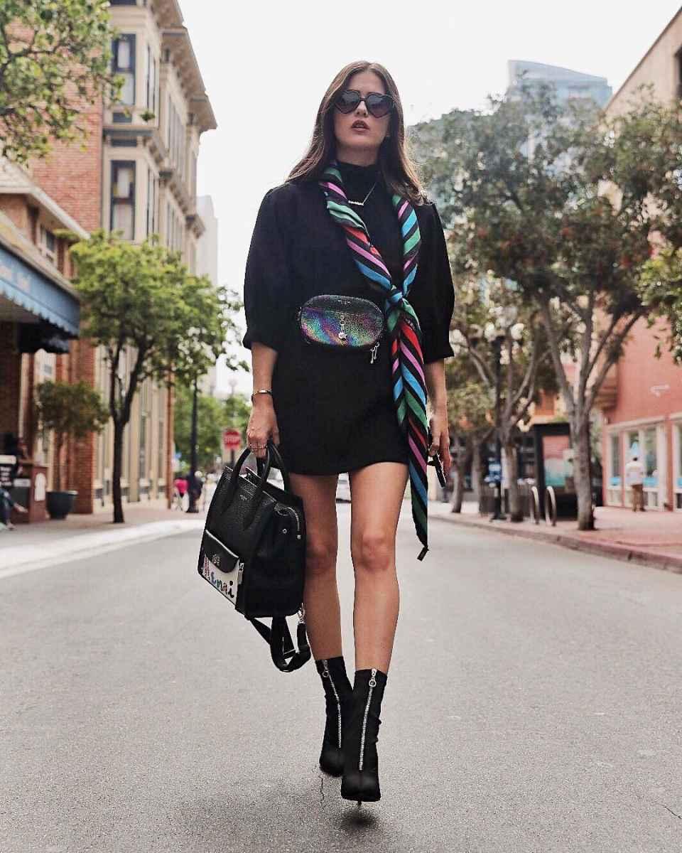 Мода для невысоких осень-зима 2019-2020 фото_59