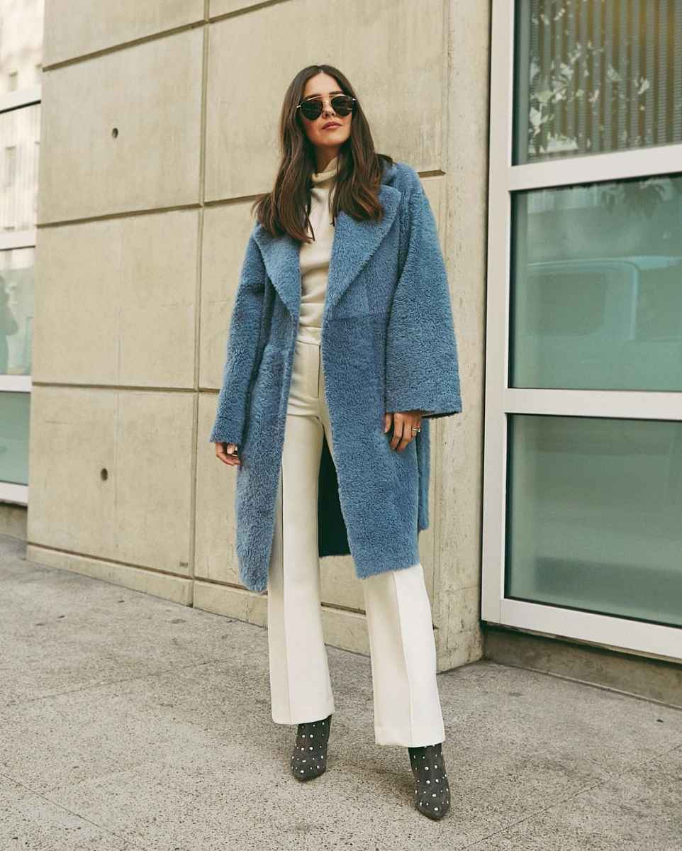 Мода для невысоких осень-зима 2019-2020 фото_50