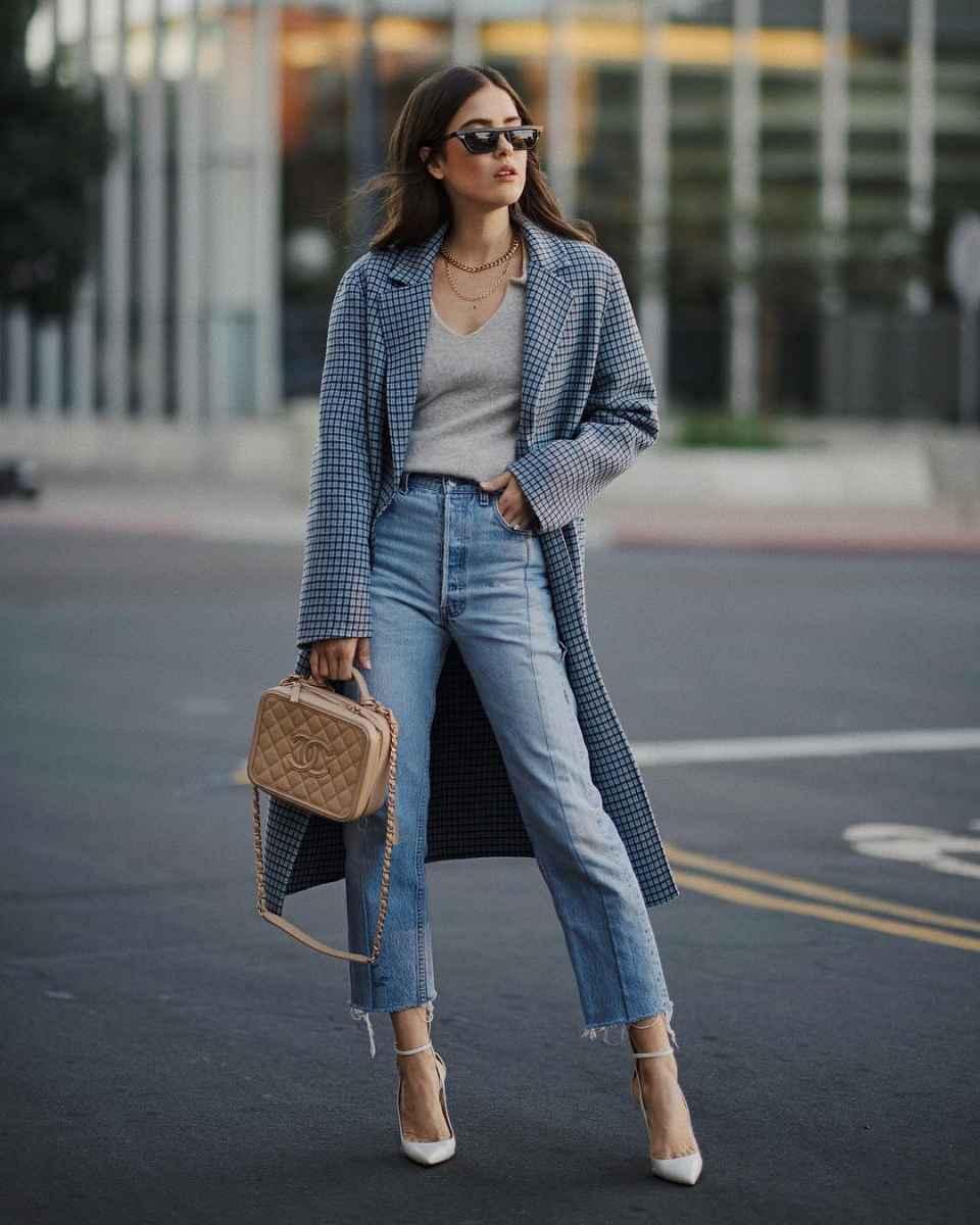 Мода для невысоких осень-зима 2019-2020 фото_47