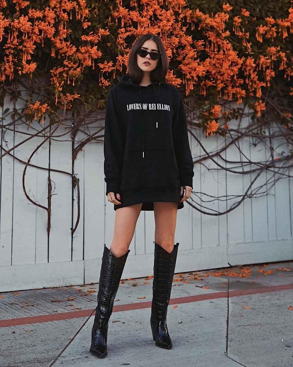 Мода для невысоких осень-зима 2019-2020 фото_44