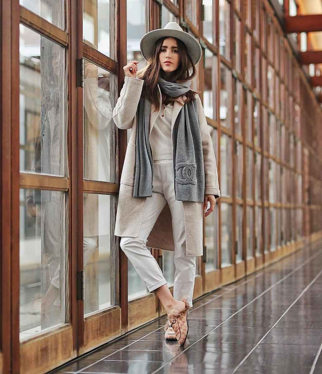 Мода для невысоких осень-зима 2019-2020 фото_43