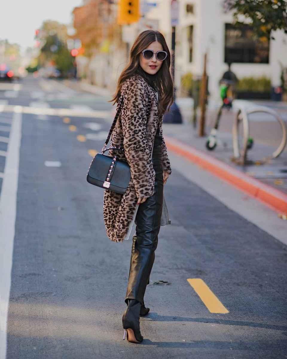 Мода для невысоких осень-зима 2019-2020 фото_42