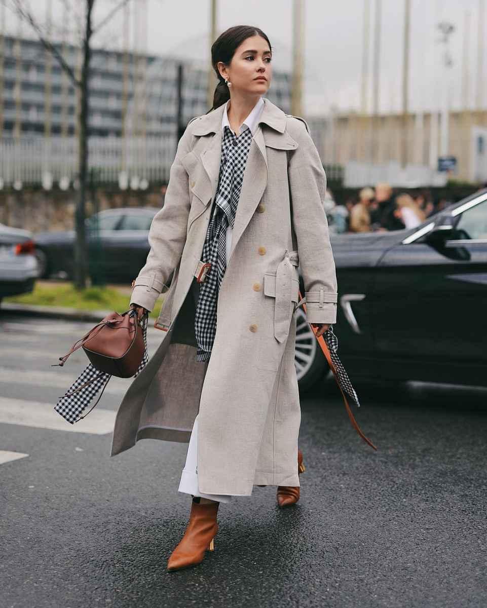 Мода для невысоких осень-зима 2019-2020 фото_35