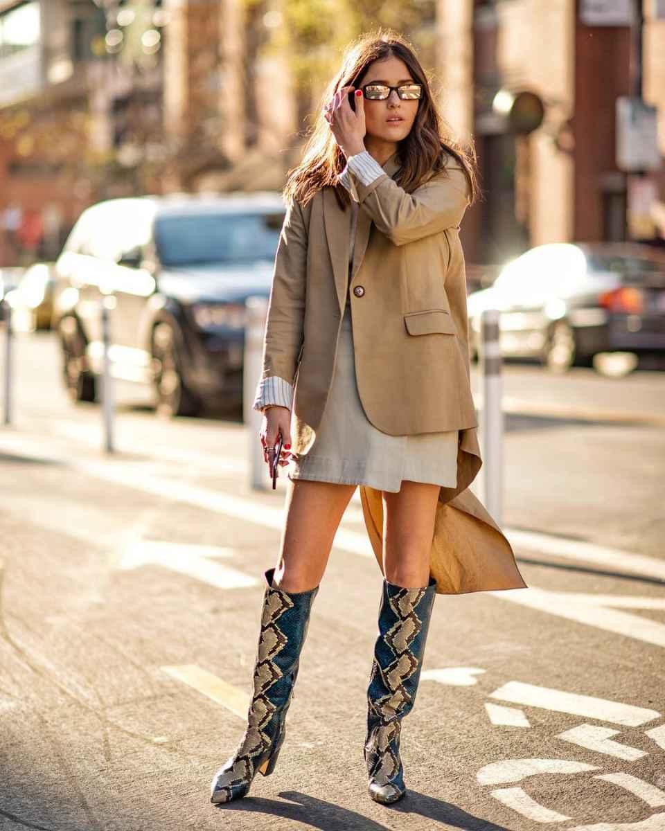 Мода для невысоких осень-зима 2019-2020 фото_30