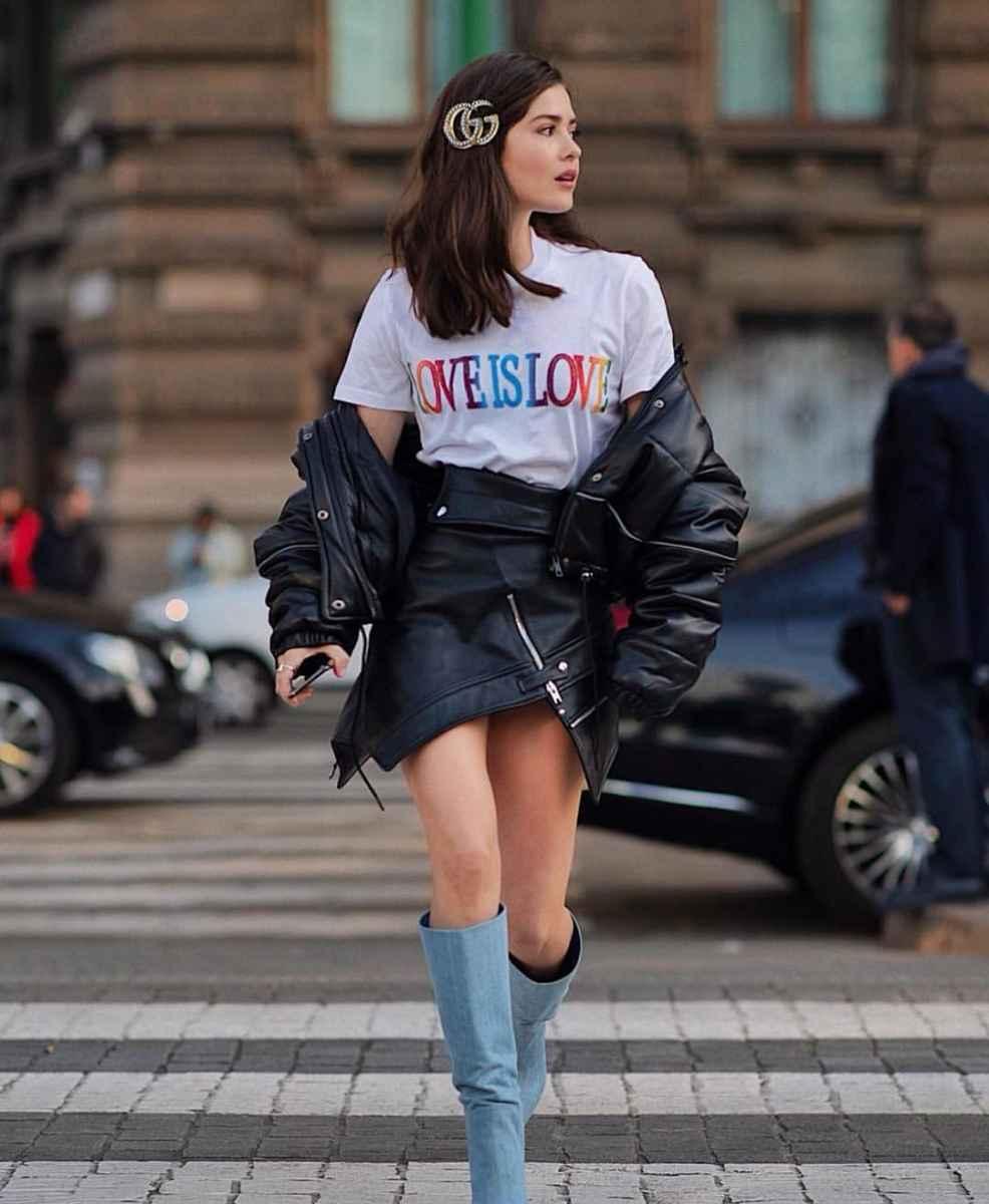 Мода для невысоких осень-зима 2019-2020 фото_27