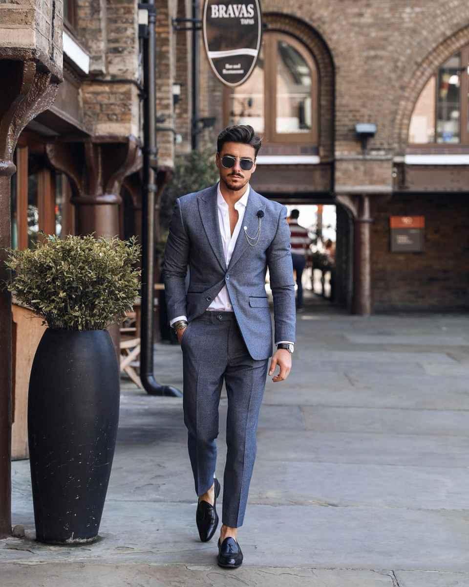Как одеться мужчине на корпоратив фото_23