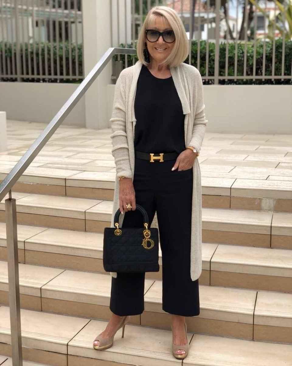 Луки для деловой женщины 40 лет фото_47