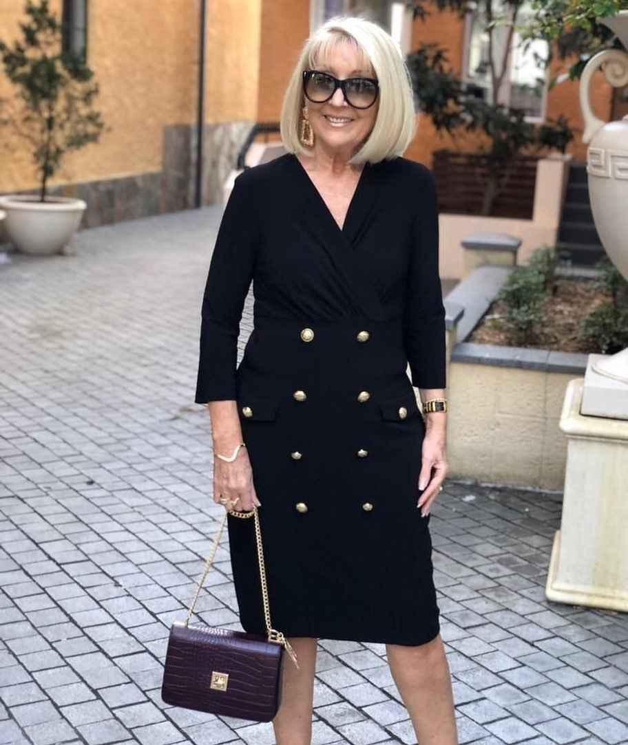 Луки для деловой женщины 40 лет фото_44
