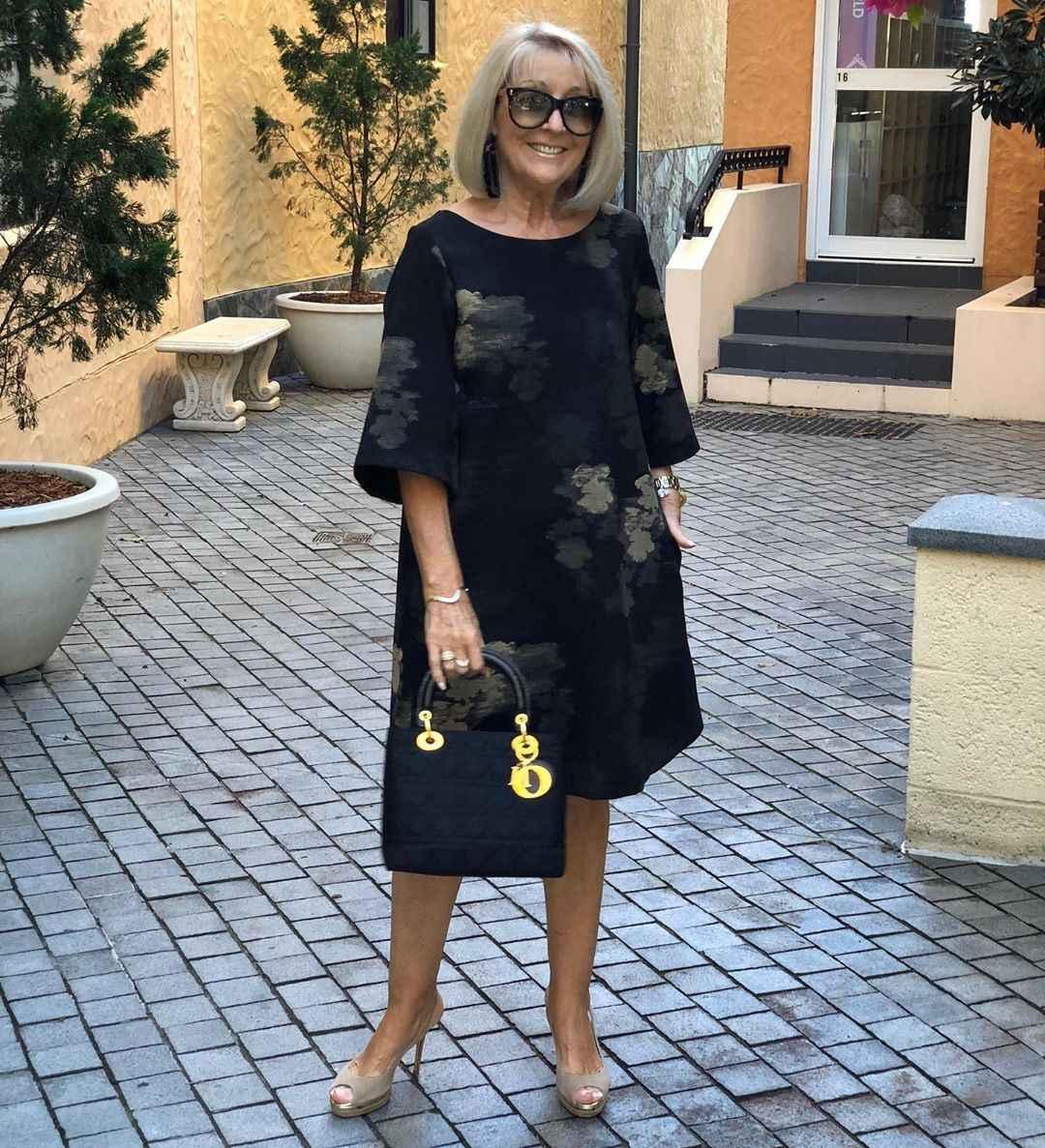Луки для деловой женщины 40 лет фото_43