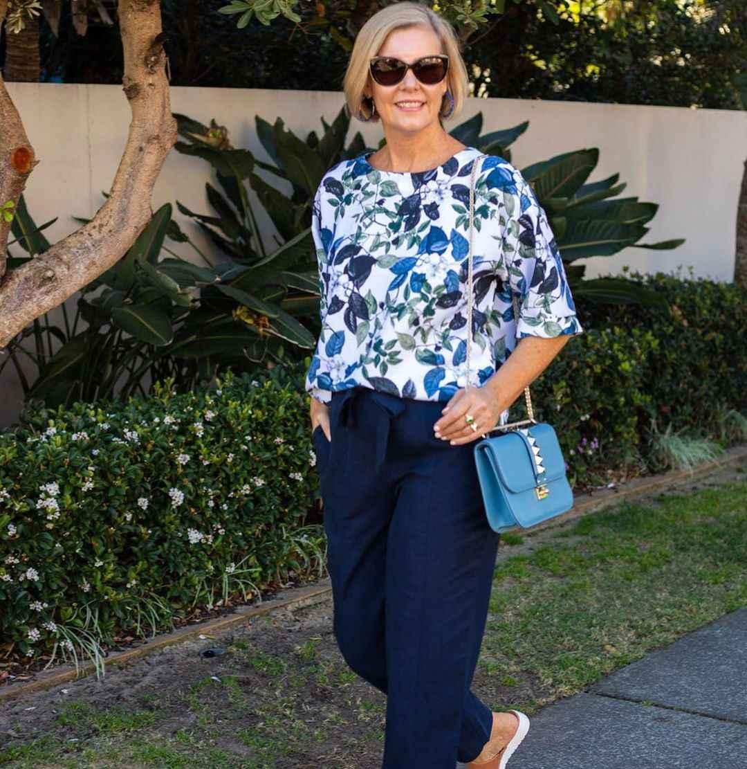 Луки для деловой женщины 40 лет фото_40