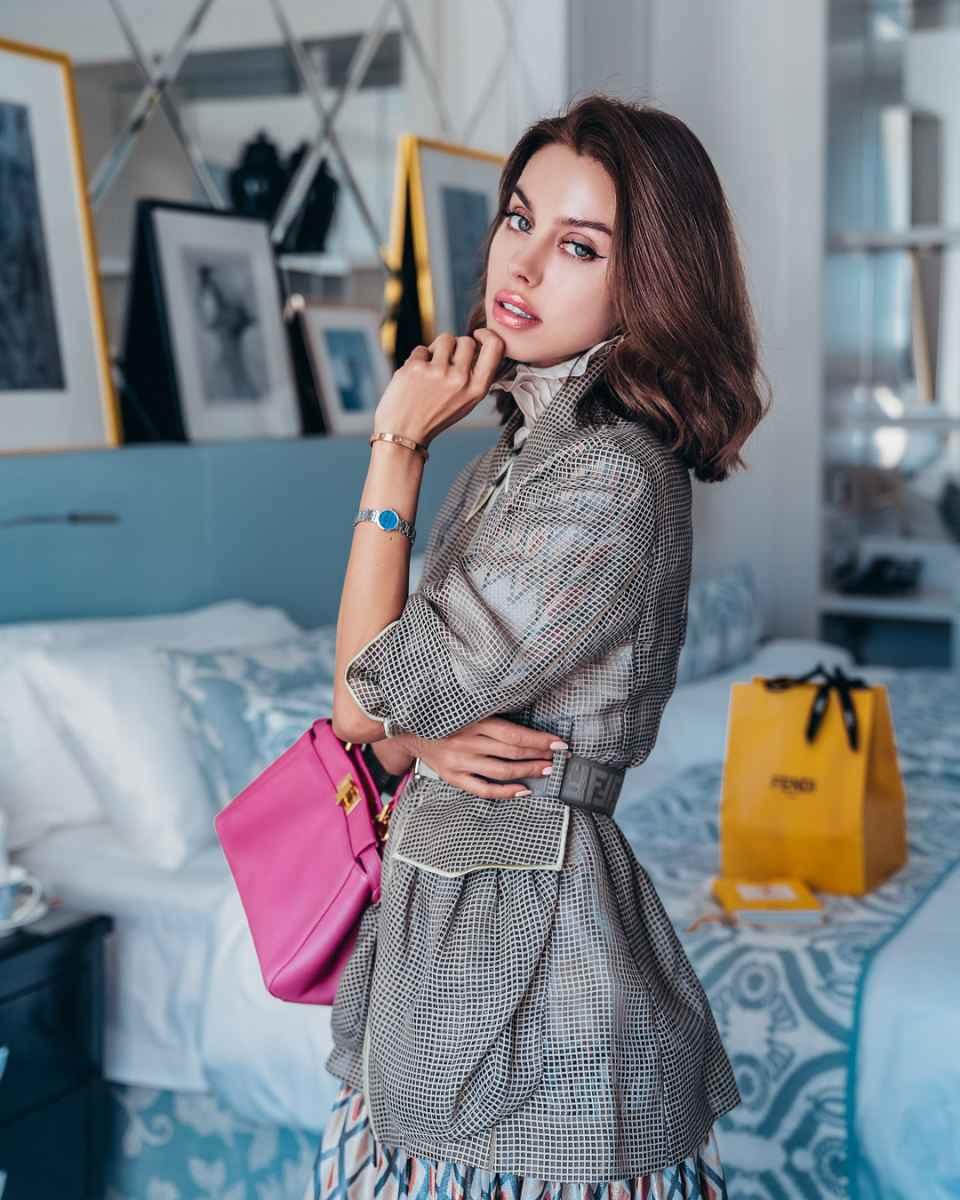 Модные ювелирные украшения осени 2019 фото_4