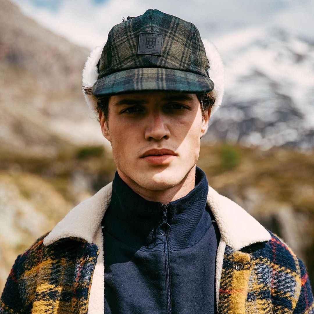 Модные мужские шапки 2020 фото_5