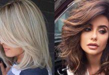 Стрижка рапсодия на средние волосы фото идеи
