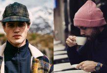 Модные мужские шапки 2020 фото