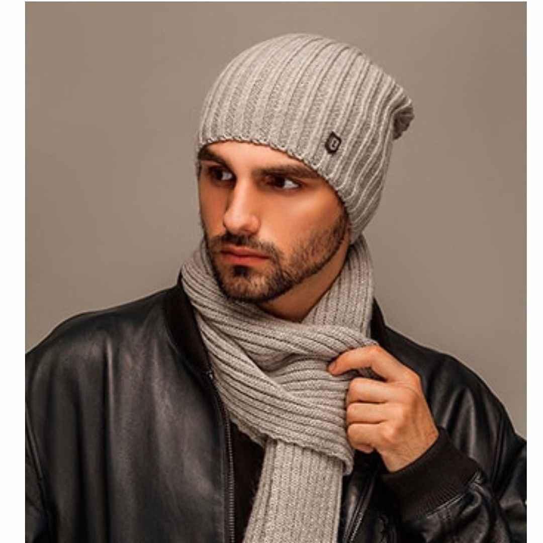 Модные мужские шапки 2020 фото_4