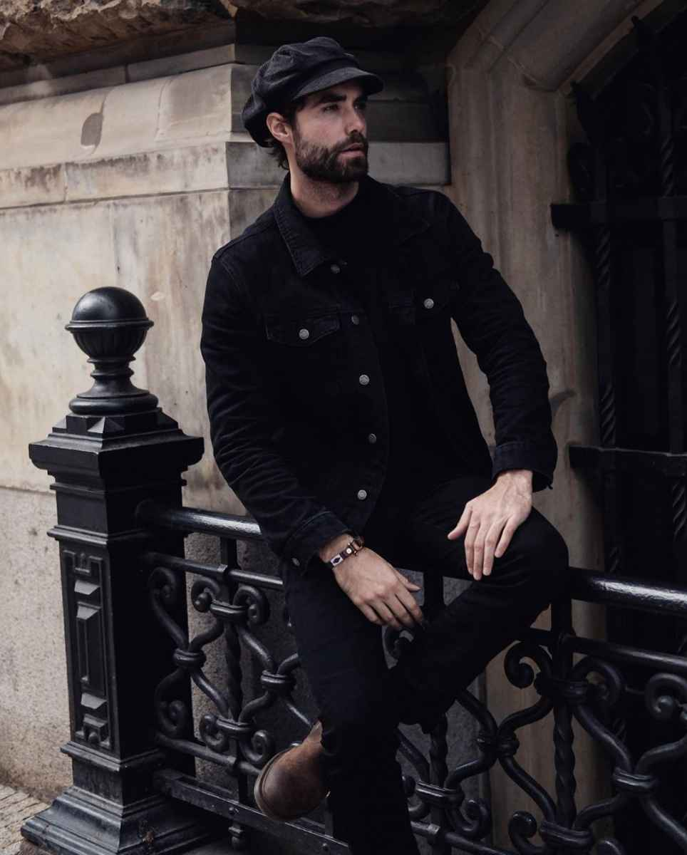 Модные мужские шапки 2020 фото_6