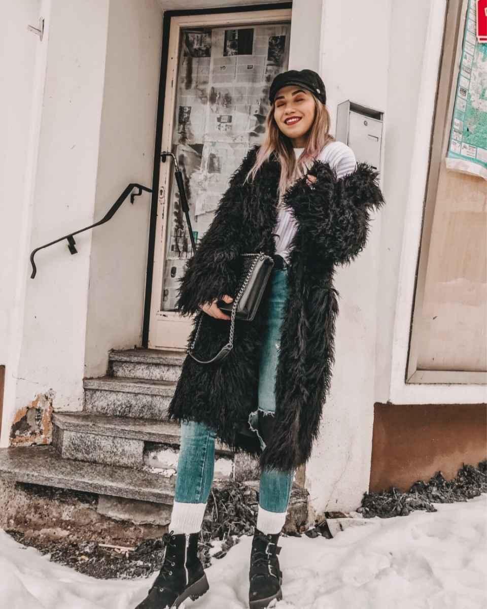 Зимние луки 2019-2020 для женщин фото_3
