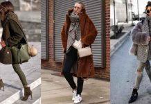 как носить шарф зимой 2020 фото идеи
