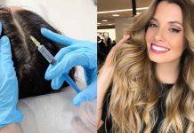 Коктейль против выпадения волос и не только