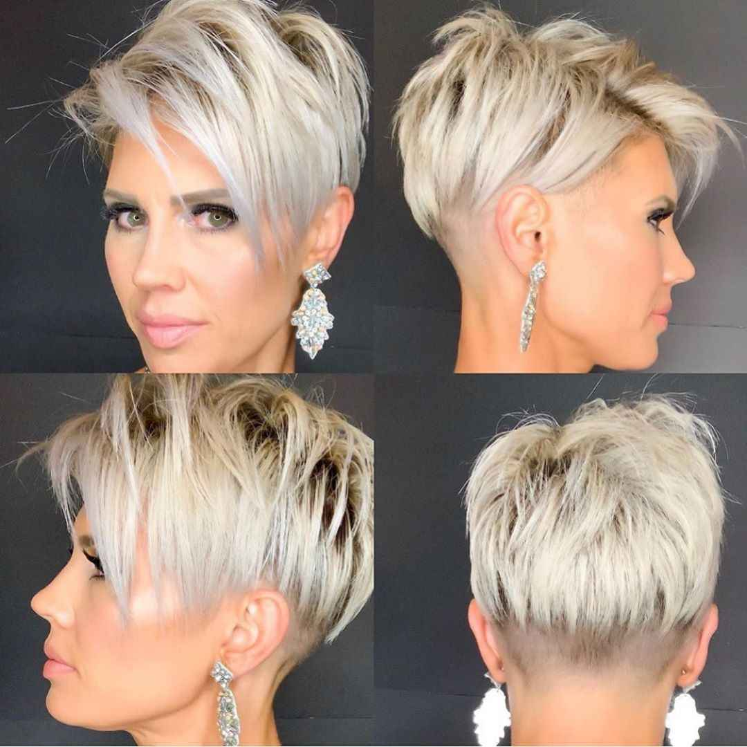 стрижки, которые подходят тонким волосам возрастных женщин фото_5
