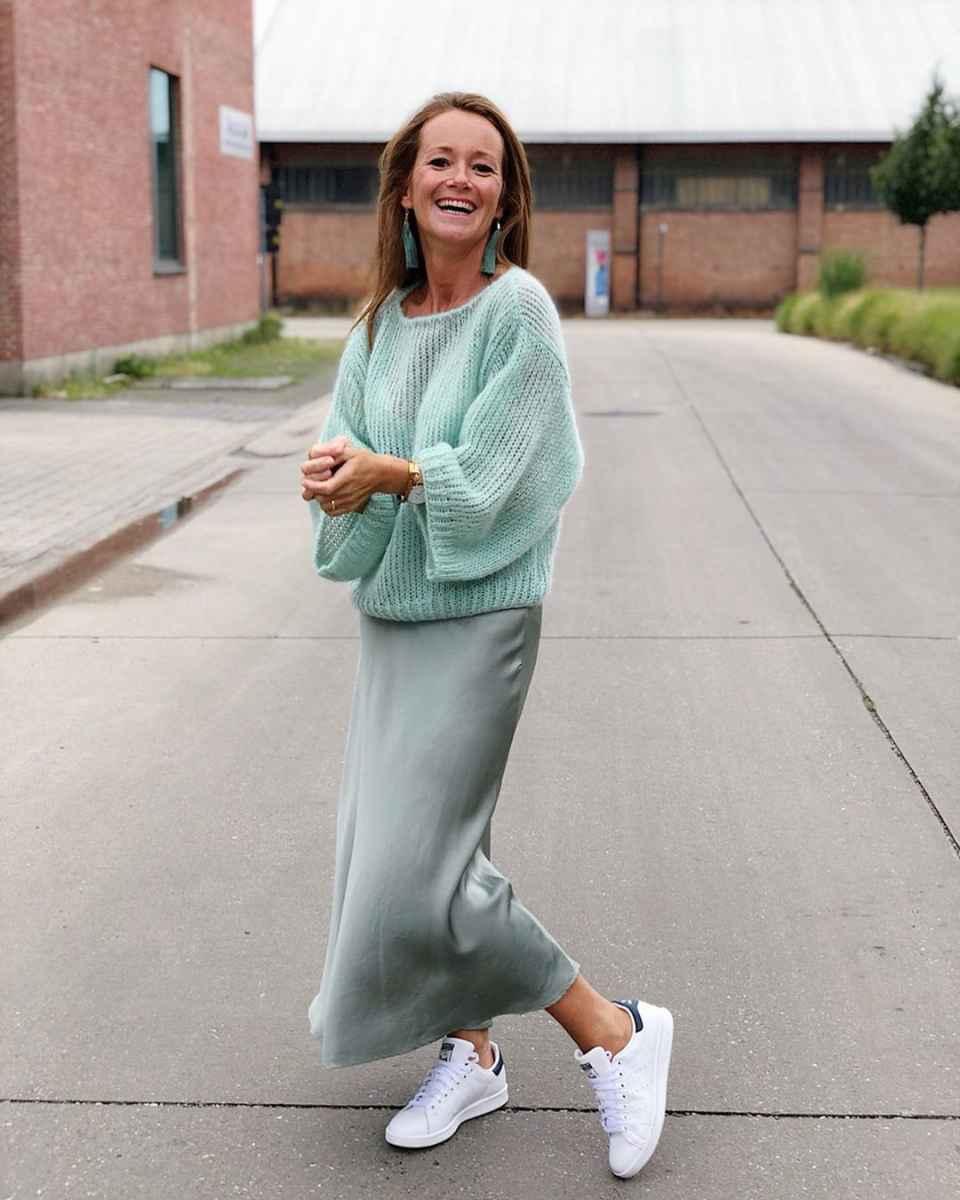 Как одеться на корпоратив женщине 40-50 лет фото_23