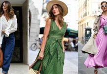 Мода весна-лето 2020 для женщин 30-40 лет фото идеи