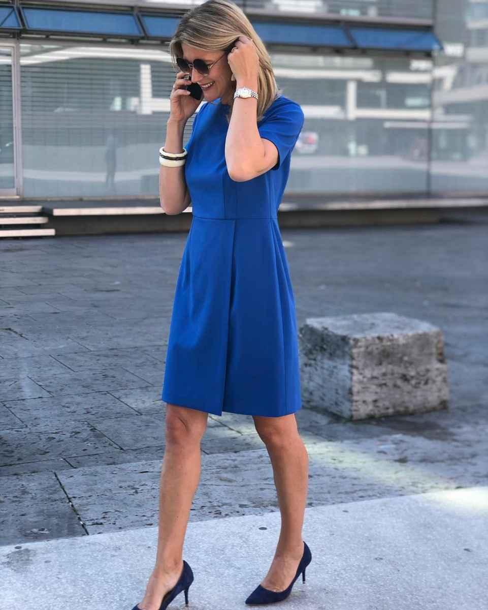 Как одеться на корпоратив женщине 40-50 лет фото_16