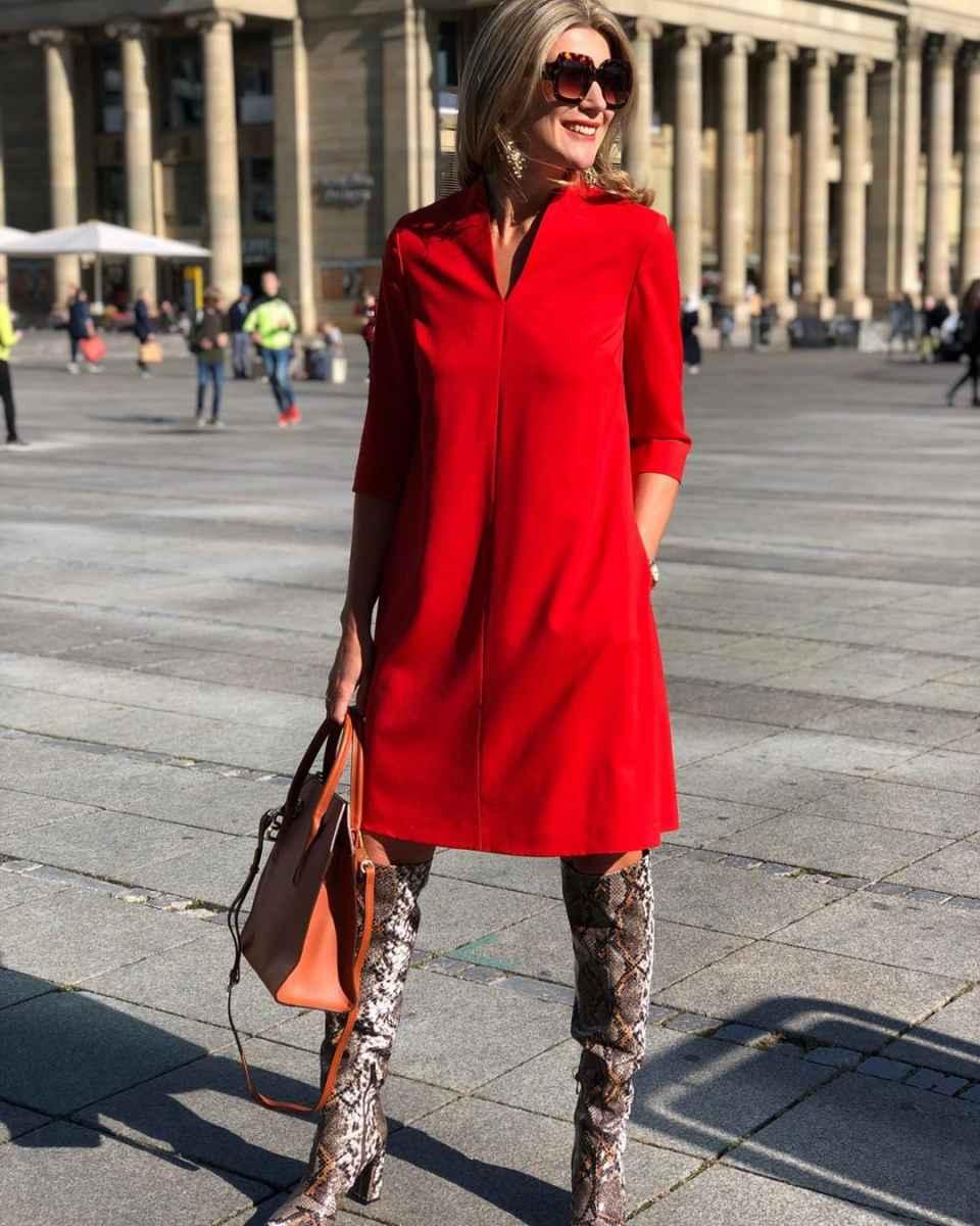 Как одеться на корпоратив женщине 40-50 лет фото_11