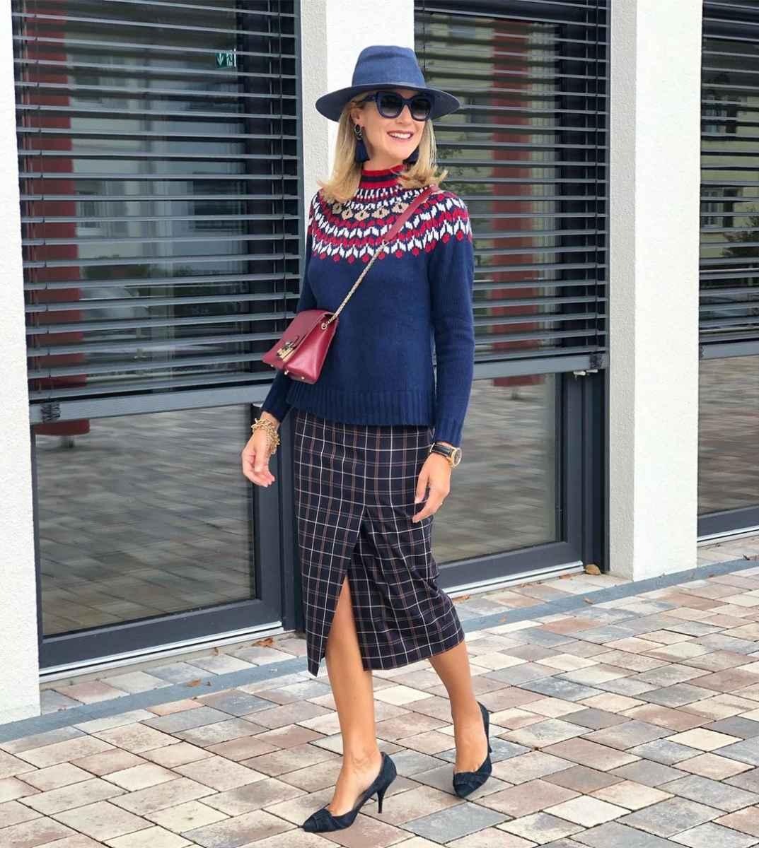 Как одеться на корпоратив женщине 40-50 лет фото_9