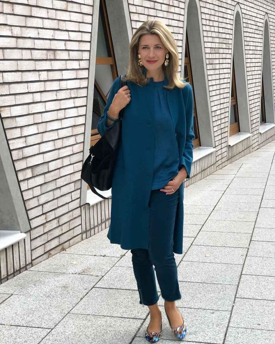 Как одеться на корпоратив женщине 40-50 лет фото_8