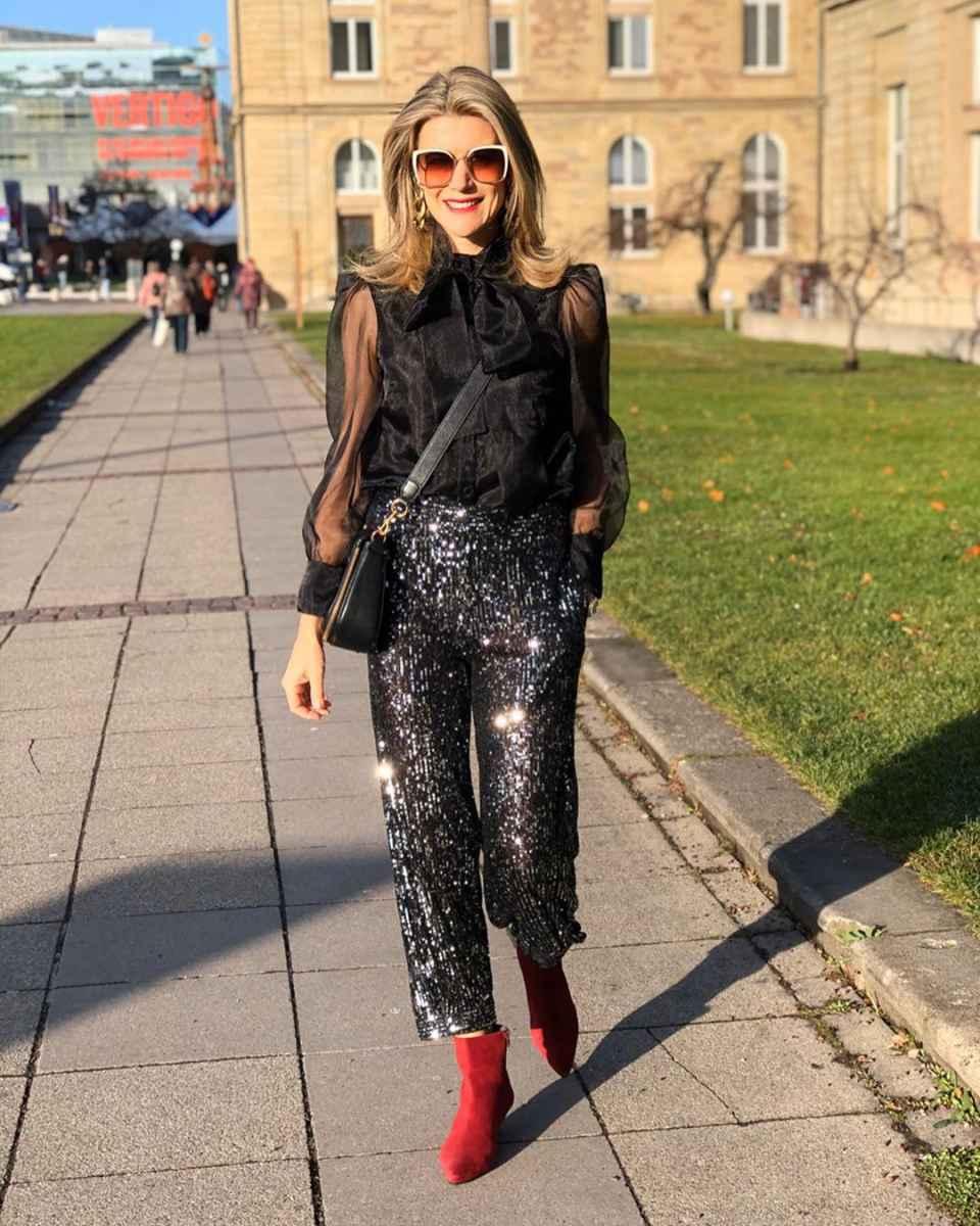 Как одеться на корпоратив женщине 40-50 лет фото_6