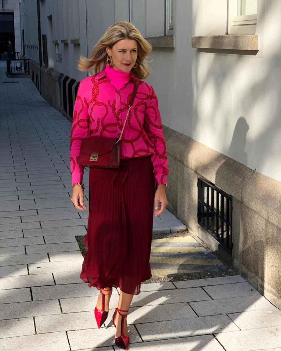 Как одеться на корпоратив женщине 40-50 лет фото_5