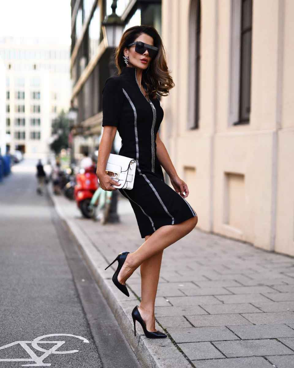 Как одеться на корпоратив женщине 40-50 лет фото_77