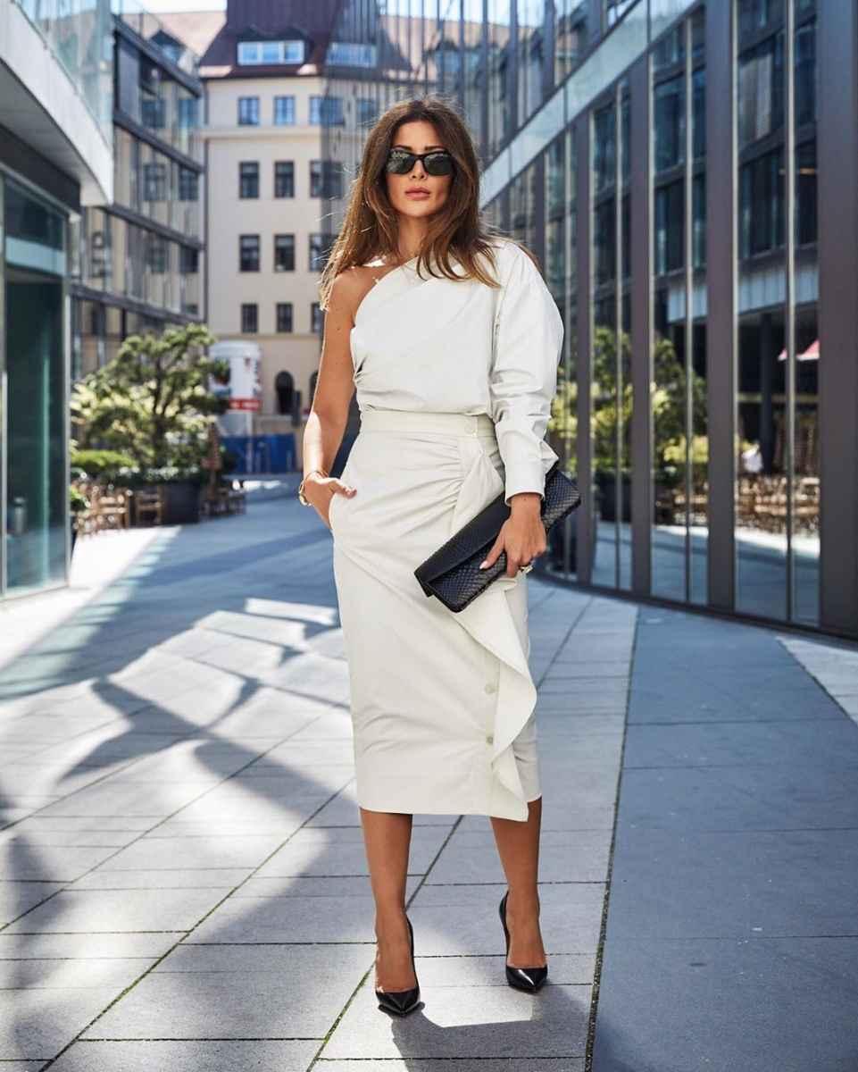 Как одеться на корпоратив женщине 40-50 лет фото_71
