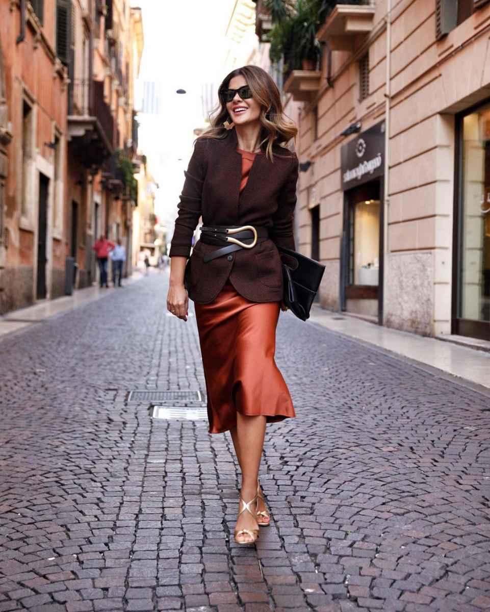 Как одеться на корпоратив женщине 40-50 лет фото_64