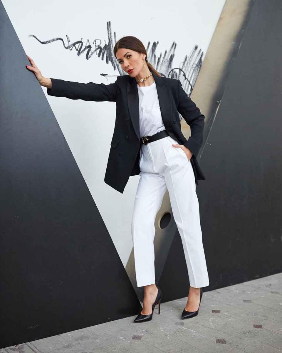 Как одеться на корпоратив женщине 40-50 лет фото_61