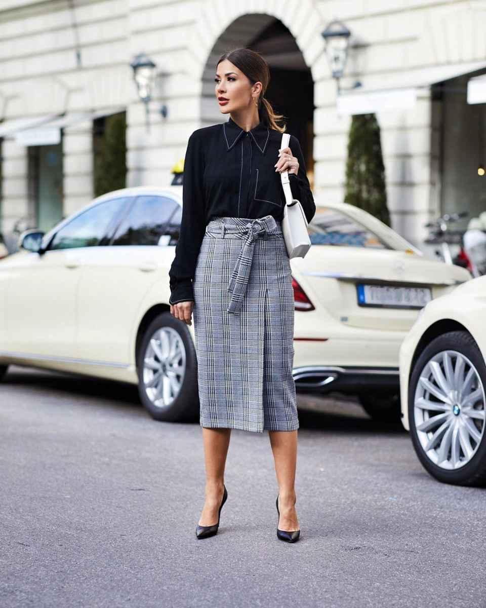 Как одеться на корпоратив женщине 40-50 лет фото_55