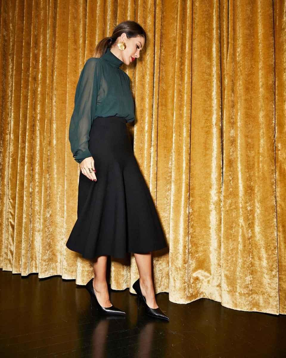 Как одеться на корпоратив женщине 40-50 лет фото_54