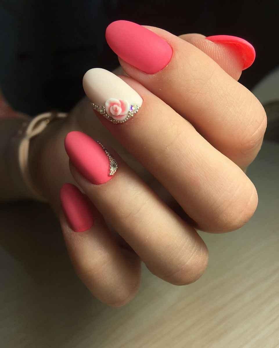 Лепка на ногтях 2020 фото_26